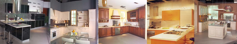 Selection Of Fitted Kitchen In Bristol