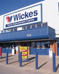Kitchen and bathroom sales leads Wickes boost : KBB Recruitment